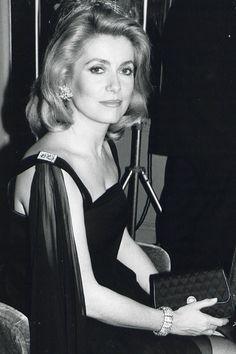 Catherine Deneuve Pictures - Catherine Deneuve Celebrity Style - Harper's BAZAAR
