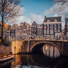 Destination of the month – Amsterdam, the Netherlands