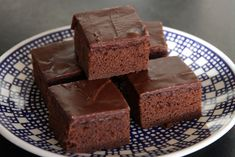 Buttermilch Brownies Rezept von Living on Cookies