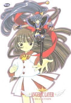 CLAMP, Angelic Layer, Suzuka (Angelic Layer), Hatoko Kobayashi