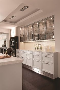 Kitchen and Residential Design: SieMatic introduces the latest from Beaux Arts and FloatingSpaces