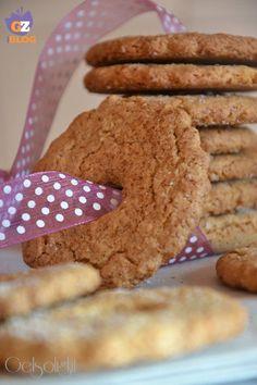 Biscotti integrali con zenzero e cannella