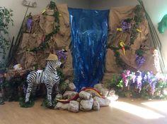Jungle Safari Jungle Safari, Jungle Theme, Study Ideas, Treasure Island, Coaster, Habitats, Bible, Teen, Party Ideas