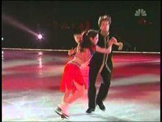 ▶ Davis White Bollywood 2010 Shall We Dance On Ice - YouTube