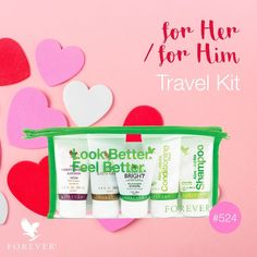 Forever Living has the highest quality aloe vera products and is recognized as the world's leading multi-level marketing opportunity (FBO) for forty years! Forever Bright Toothgel, Jojoba Shampoo, Forever Freedom, Forever Travel, Forever Living Business, Forever Aloe, Forever Living Products, Travel Kits, Aloe Vera Gel