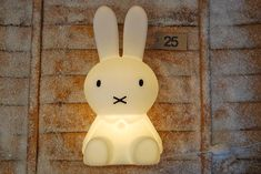 "1,889 Likes, 79 Comments - Miffy (@miffy_official) on Instagram: ""Oh my Miffy! It's a Miffy Lamp, perfect for a little one's bedroom! (Or big ones too!) LIKE for the…"""