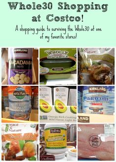 Doing a Whole30? Wondering how you can find enough foods to keep you satiated? Here's my guide to Whole30 Shopping at Costco!