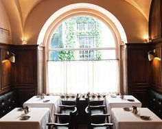 Belcanto restaurant: Distinguished with two Michelin stars. Chef is José Avillez, considered one of the great Portuguese chefs. / Food and atmosphere are excellent. Semi-private dining is available.
