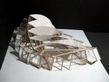 space abstract architecture model - Buscar con Google