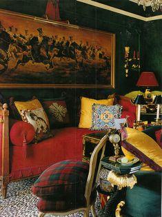 World of Interiors - Richard Adams