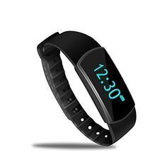 All Cart Fitness Tracker Wireless Activity Wristband Waterproof Pedometer Sport Bracelet Smarch