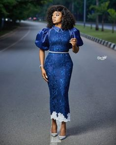 African Lace Dresses, African Fashion Dresses, Cocktail, African Print Fashion, African Attire, Classy Dress, Sexy Dresses, Wedding Inspiration, Brides