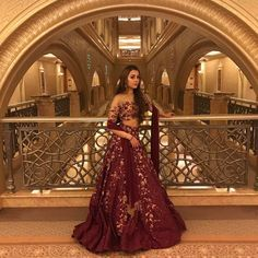 I think I will only get married if I have Manish Malhotra's designer lehengas with me