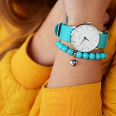We love the combination of Claris jewellery and Insany watches. Have you known Claris is made of turquoise? Wallets For Women, Inventions, Fashion Accessories, Turquoise, Handbags, Jewellery, Watches, Elegant, Stylish