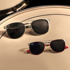97efc06ec38 Keepin  it rock steady    Check out our new Signet Ray Bans