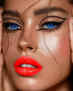 one hundred thirty five fun colorful eyeshadow ideas for makeup lovers part -- 135 fun colorful eyeshadow ideas for makeup enthusiasts part – page thirty six
