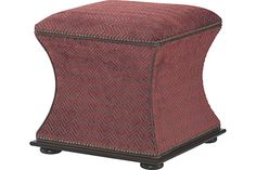 2 for TV room    Wesley Hall Furniture - Hickory, NC - PRODUCT PAGE - 52 OTTOMAN