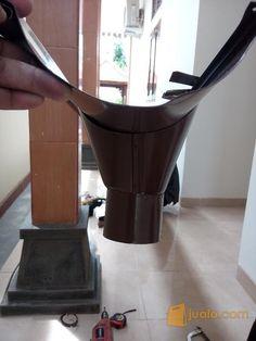"""TALANG METAL 081284559855,,087770337444 . Harga TALANG METAL """"exclusive"""" CV HARDA UTAMA Talang Metal (Water Gutter) Metal baja Untuk urusan Talang, Talang Metal yang satu ini puas pakai nya. Di banding kan dengan talang PVC, Talang Metal jauh lebih awet dan tahan lama. Aksesoris komplit dan pemasangannya mudah. CV.HARDA UTAMA """"melayani penjualan talang metal seluruh Indonesia"""""""