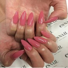 Lovley nail colour for spring