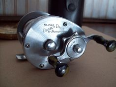 Vintage Shakespeare Fishing Reels   Vintage Shakespeare No. 1924 Direct Drive Fishing by thevrose