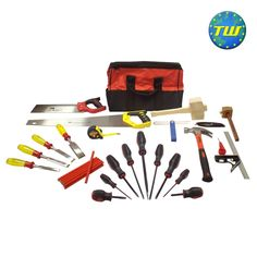 http://www.twwholesale.co.uk/product.php/section/9137/sn/Starter-Joinery-Tools 14 Piece Starter Joinery Tool Kit designed for apprenticeships, college students and new job starters. All of the tools in this set have been carefully selected by carpentry & joinery college tutors along with professional carpenters & joiners - ensuring that you have the right tool for the job from day 1 as you start out on your path as a joiner/carpenter.