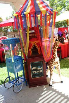 Vintage Circus Inspiration