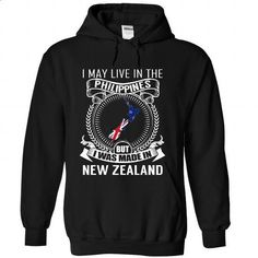 I May Live in the Philippines But I Was Made in New Zea - #shirt pillow #geek tshirt. SIMILAR ITEMS => https://www.sunfrog.com/States/I-May-Live-in-the-Philippines-But-I-Was-Made-in-New-Zealand-V3-dpjbnffabt-Black-Hoodie.html?68278