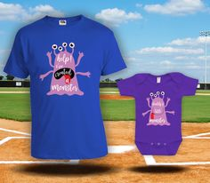 c536255b I've Created a Monster Matching Set - father son daughter matching shirts,  father's