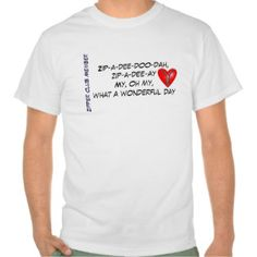 Zipper Club Member Shirt. Having a sense of humour after a heart attack and open heart surgery is an important part of the recovery process.