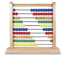 No better way to learn 10s and 1s than an abacus.