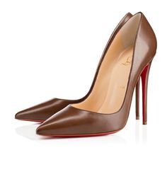 """Christian Louboutin United States Official Online Boutique - So Kate """"Ada"""" 120 BLUSH Kid available online. Discover more Women Shoes by Christian Louboutin Nude Shoes, Shoes Heels, Nude Pumps, High Heels Stilettos, Stiletto Heels, Christian Louboutin So Kate, Pointed Toe Pumps, Peep Toe, Beautiful Shoes"""