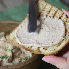 Mousse, Tasty Videos, Food Videos, Veg Recipes, Vegetarian Recipes, Antipasto, Tapenade, Food Humor, Love Food