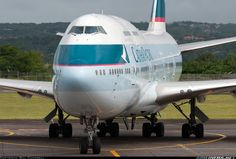 Boeing 747-467 aircraft picture