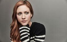 Download wallpapers Brittany Snow, American actress, photoshoot, portrait, beautiful woman