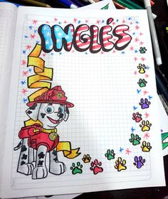 Disney Princess Coloring Pages, Disney Princess Colors, Page Borders Design, Border Design, Bullet Journal School, Bullet Journal Ideas Pages, Pikachu Drawing, School Notebooks, Funny School Jokes