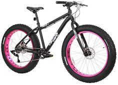 Framed Minnesota 10 Fat Bike BlackPink Womens Sz 17 *** To view further for this item, visit the image link.