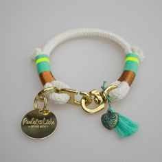 Halsband HAPPY CLOUD © Rudelliebe.de