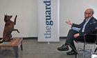 Red Dog gets interviewed! :-)