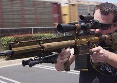 ASGI Elite Force HK G28 DMR Sneak Peek