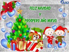 AKI TORITO REPUESTOS ®: Feliz Navidad y Feliz Año Nuevo Tú y tu familia