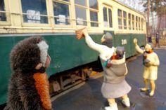 Apen matkat: Soul, osa 10, ilmaisia nähtävyyksiä, historiallinen museo ja vanha raitiovaunu hahmojen kera http://apenmatkat.blogspot.fi/