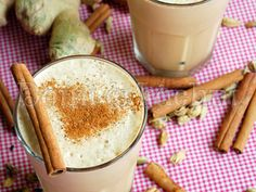 Chai tea iced coffee - medium