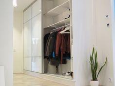 Sisustus, talon rakennus ja pihan suunnittelu blogi. Closet, Home Decor, Armoire, Decoration Home, Room Decor, Closets, Cupboard, Wardrobes, Home Interior Design