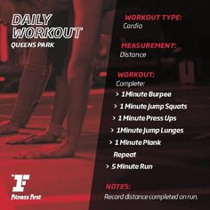 FitnessFirst workouts