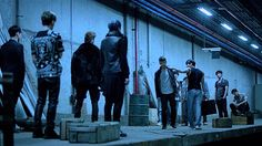 B.A.P - ONE SHOT M/V … I almost cried during this MV! It was good but maybe too emotional for me…