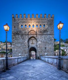 Puerta de San Martín, Toledo, Spain been here. View is breathtaking Andorra, Toledo Spain, San Martin, Spain And Portugal, Gloss Matte, Adventure Is Out There, 14th Century, Travel Photographer, Old Town
