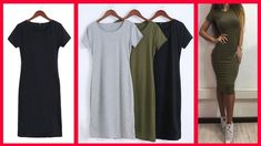 Hello Guys, today I'm going to show this video the Stylish Cheap Bodycon Dress Buy Dresses Online, Lace Body, Classy Dress, Women's Fashion Dresses, Frocks, Bodycon Dress, Mesh, Short Sleeve Dresses, Shirt Dress