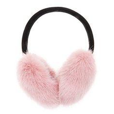 Japan Red Goldfish Circle Portrait Winter Earmuffs Ear Warmers Faux Fur Foldable Plush Outdoor Gift