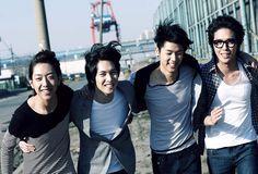 CNBLUE | Yong Hwa | Jong Hyun | Min Hyuk | Jung Shin