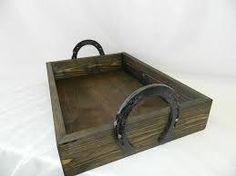 Horse Shoe Tray